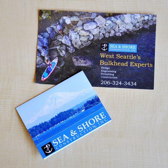 Sea & Shore Construction Direct Mail