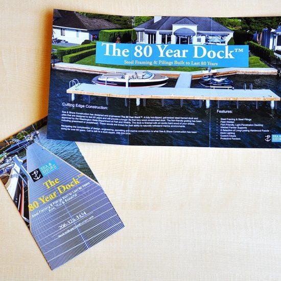 Sea & Shore Construction Dock Brochure